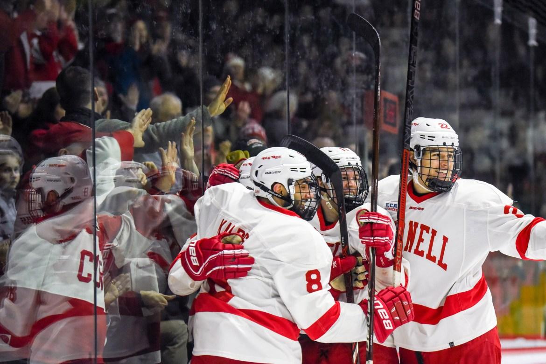 Cornell is the ECAC's preseason No. 1 for the second straight season.