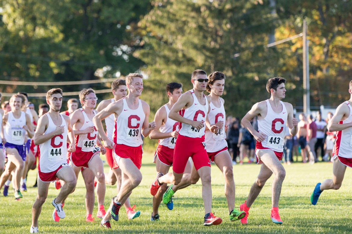 The Red's men's and women's cross country teams will both be under head coach Mike Henderson this season.