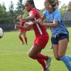 Despite a plethora of saves, Cornell was unable to hold their own against Columbia.