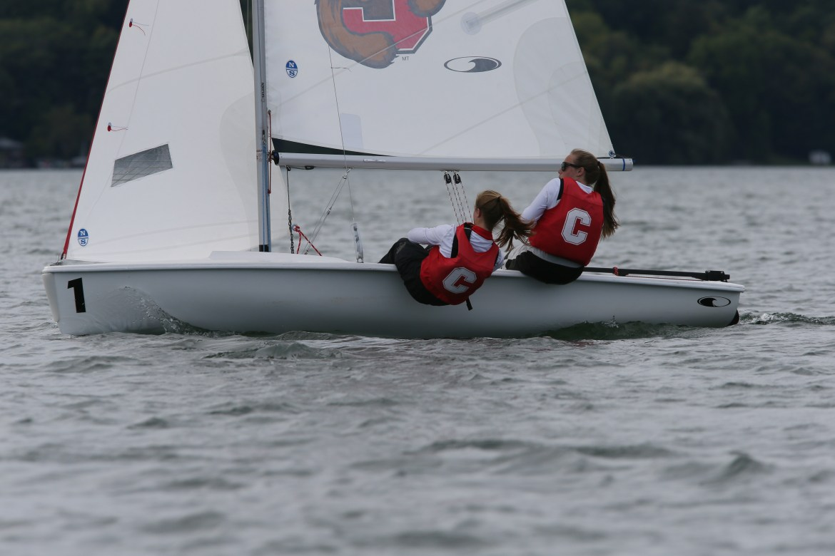 Cornell competed in both Connecticut and Rhode Island over the weekend.