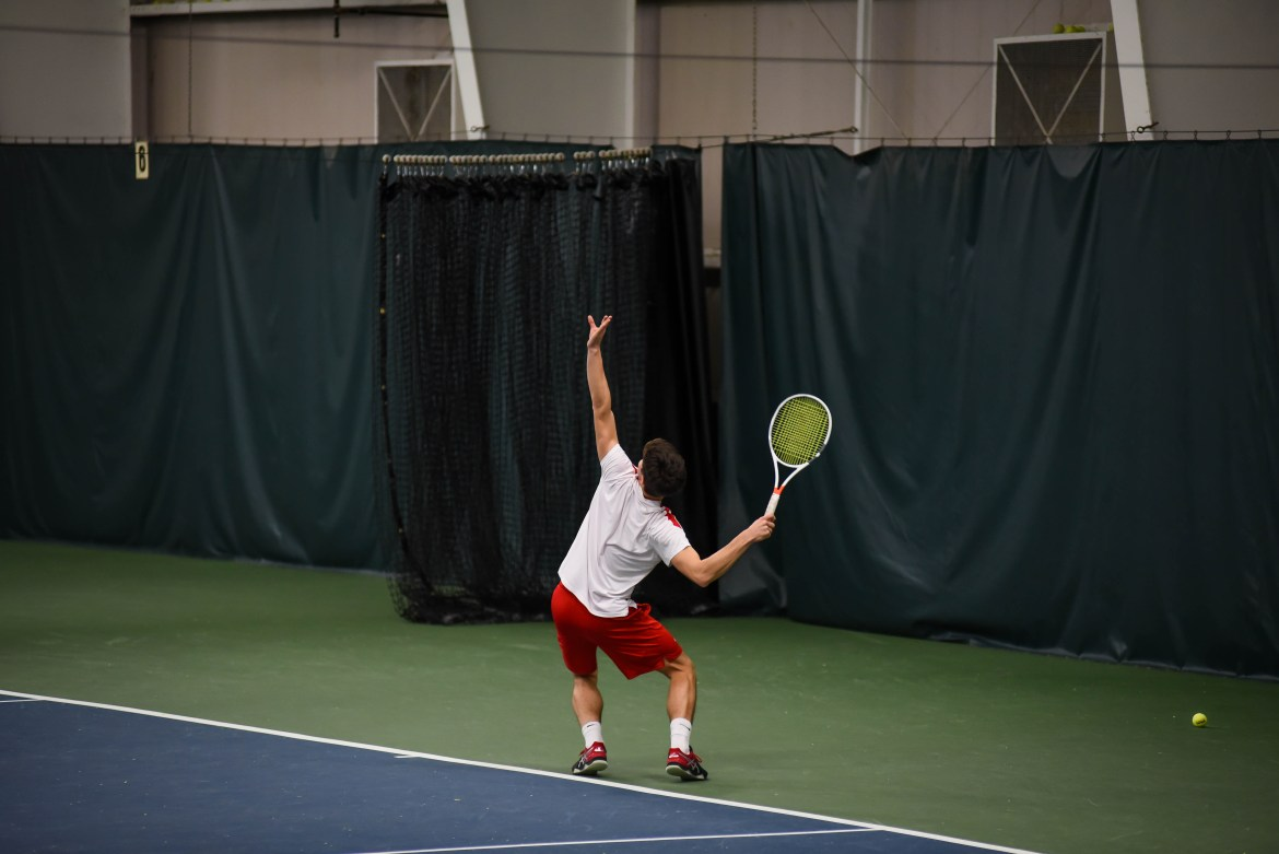 Cornell competed against several different schools at the Dartmouth Invitational.