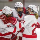 Cornell women's hockey's goal for 2019-20 is clear: Get back to the Frozen Four, and don't stop there.