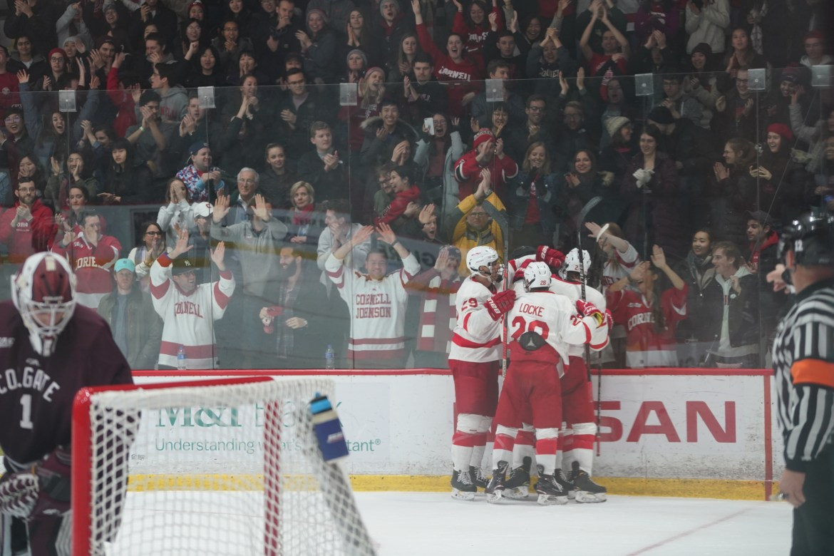 Both of Cornell's hockey teams are ranked No. 5 in the country heading into the 2019-20 season.