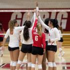 Cornell volleyball is on a 6-match winning streak.