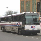 Coach USA, the parent company of the Shortline bus service, sent a cease and desist letter to CU Nooz.