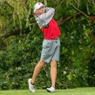 Junior Charlie Dubiel led the Red throughout the fall, boasting a top-ten finish in each of the team's four outings.