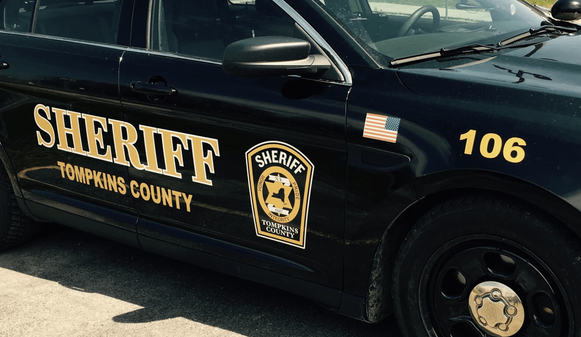 The Tompkins County Sheriff's Office is currently searching for a suspect in two recent assaults at knifepoint on trails in the Ithaca area.