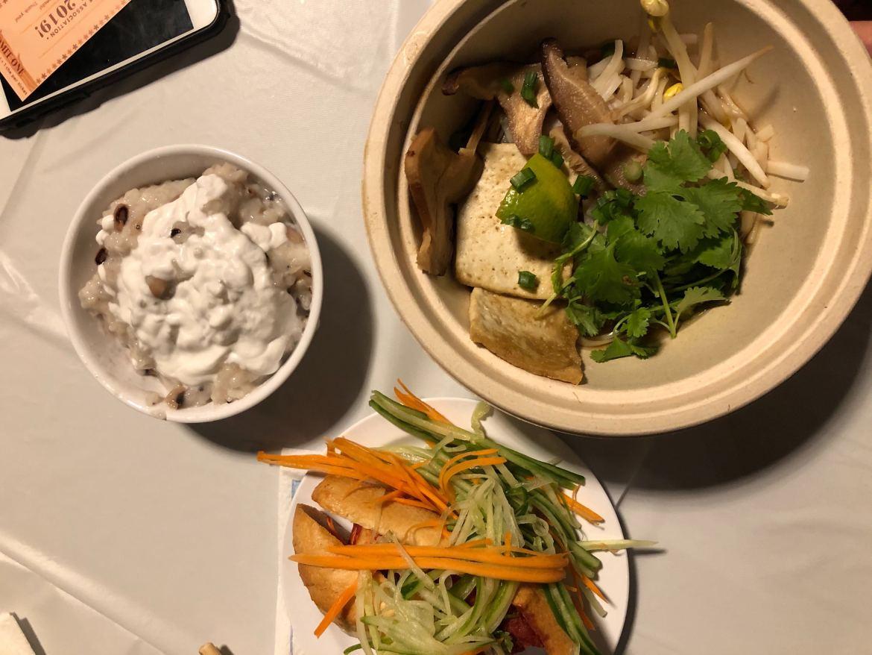 Katie Zhang / Sun Dining Editor