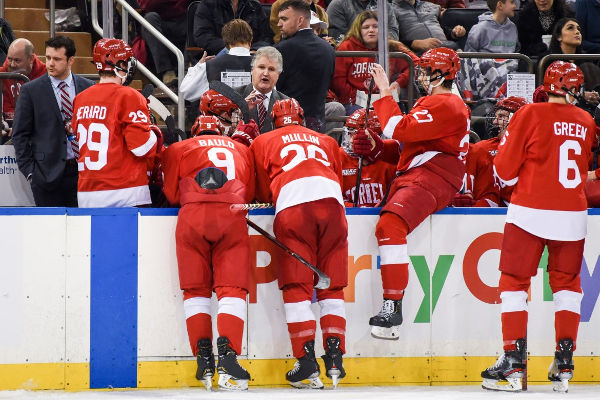 Cornell ends the 2019 calendar year with a 10-1 record.