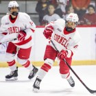 After a weekend in which it suffered its first loss of the season, the Red will look to down a pair of ECAC foes.