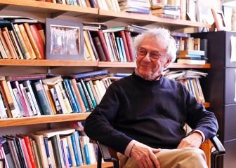 Prof. Kramnick in 311 White Hall