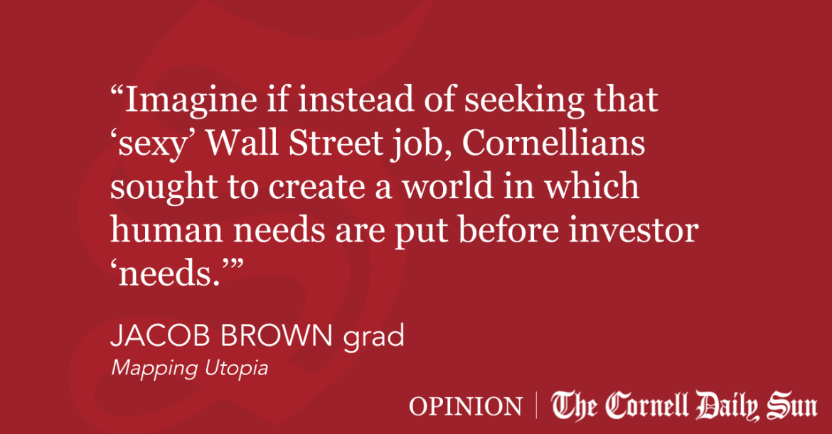 BROWN | The Ivy League Breeds Obedient Capitalists