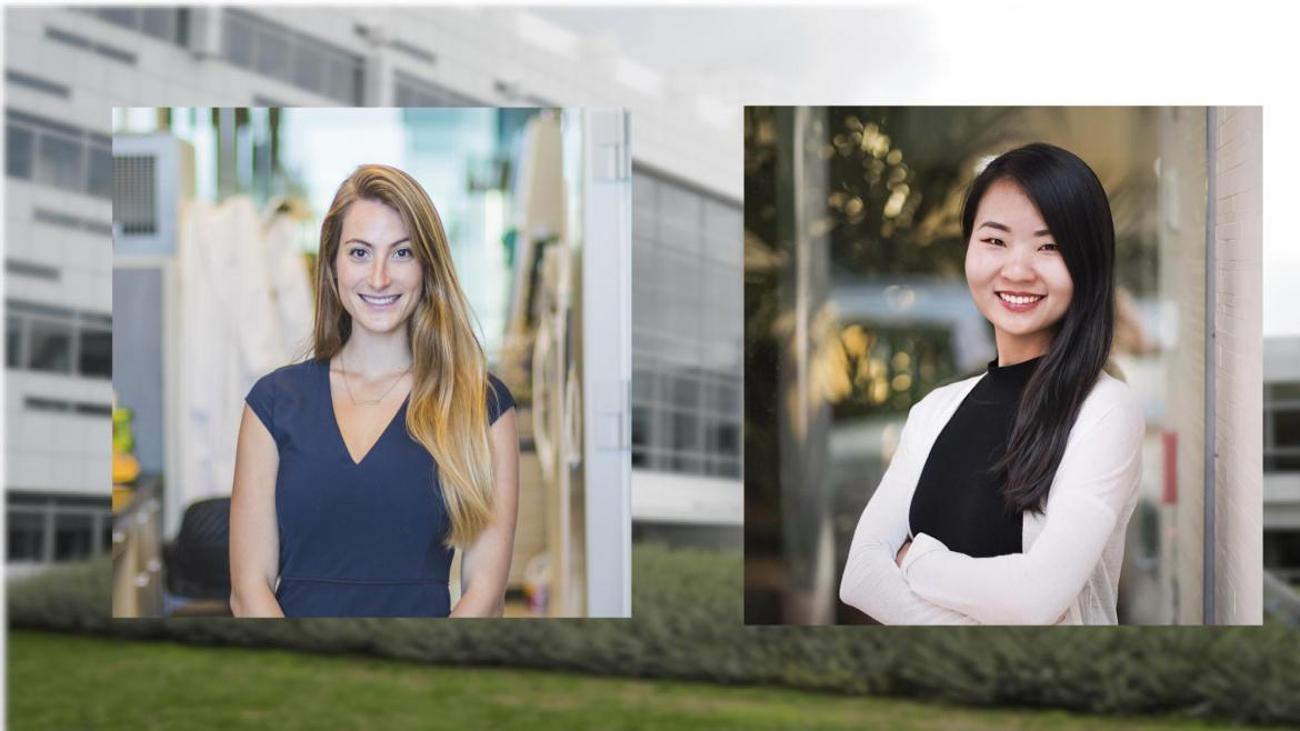 Erica Barnell '13 and Sharon Li Ph.D. '17 were selected for Forbes' 30 Under 30 List.