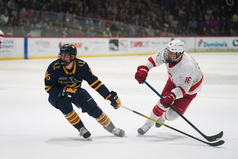With 15 league points, Quinnipiac is in the thick of the race for the top spot in the ECAC.