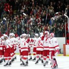 Cornell leads a pack of five top teams in the conference.