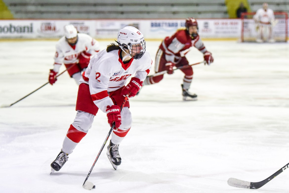 A pair of road contests brought Cornell to 8-0 in Ivy play on the season.