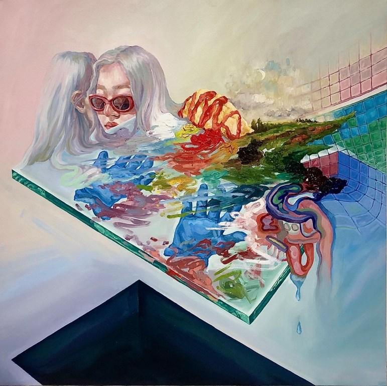Yerke Abuova - Paint Palette