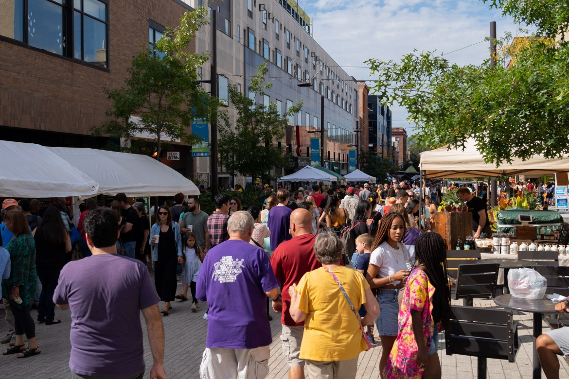 Micro-grant program started to support Downtown Ithaca businesses.