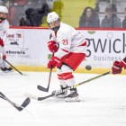 Cornell previously swept Mercyhurst in the regular season.