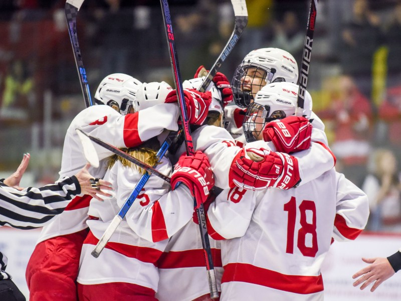 Cornell is headed to the NCAA Tournament for the third time in four years.