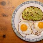 Avocado toast (Ben Parker/Sun Assistant Photography Editor)