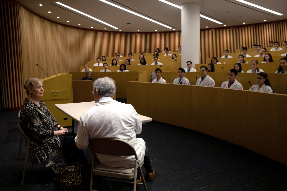 Weill Cornell Medicine will transition its lectures to previous recordings, and use video conferencing for smaller meetings.