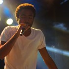 Childish Gambino at the Squamish Valley Music Festival 2013