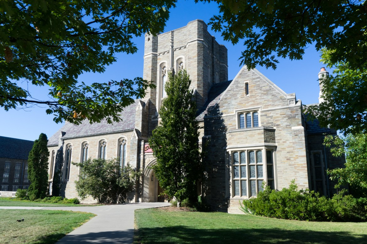 Annabel Taylor Hall, the University's hub for religious activities, would have normally hosted daily group dinners for students to break their fasts. Now, students are having the dinners at home.