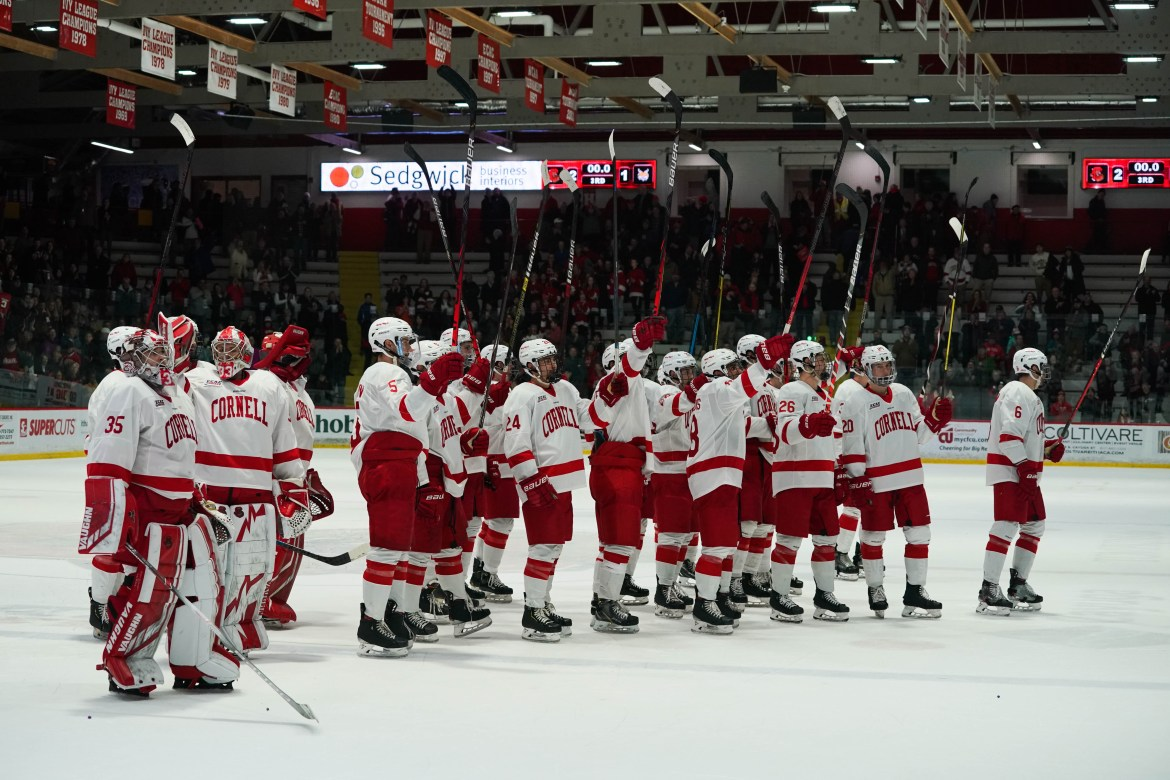 Cornell will replace its three outgoing seniors with a class of 2024 that includes four new faces.