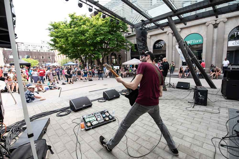 Performers for Ithaca Festival 2020 will have to wait a few more months, as the event has been postponed.