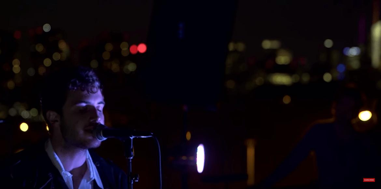 Nicholas Jaar at the DARKSIDE Boiler Room NYC Live Set