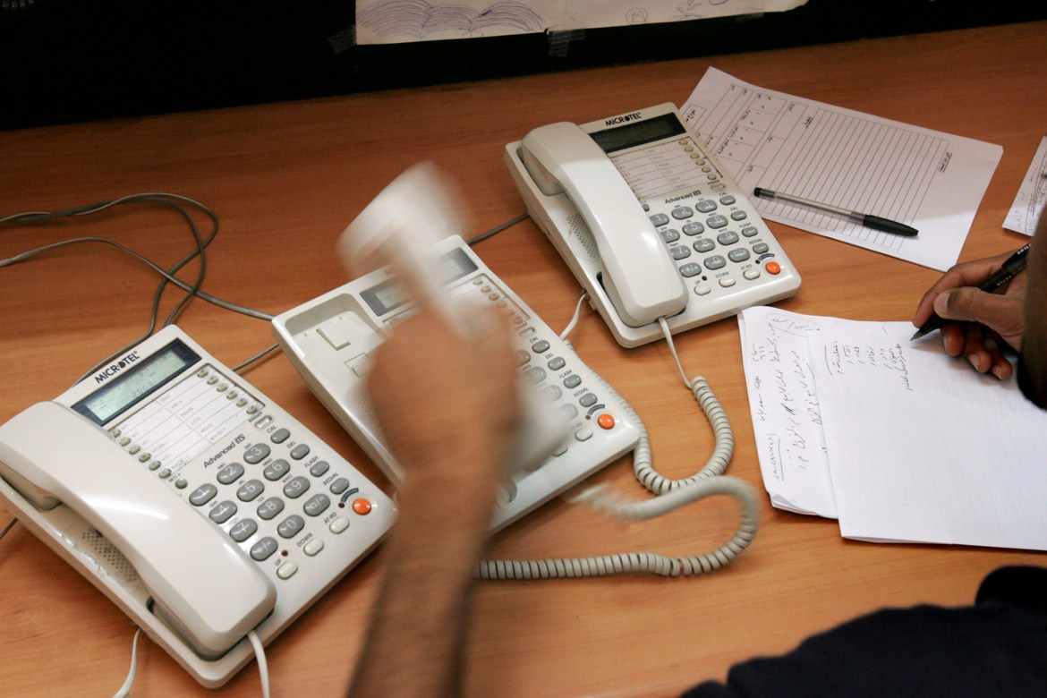 As a result of COVID-19 compliance guidelines like quarantining and unemployment, the call volume to the Advocacy Center's hotline has increased by 23 percent throughout the month of May.