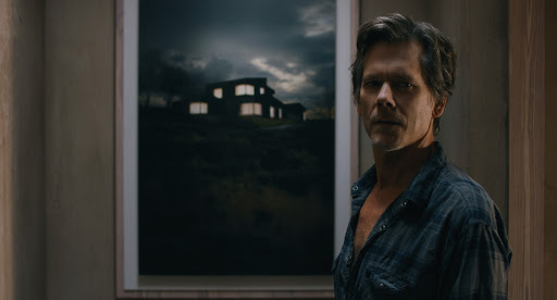 Kevin Bacon as Theo Conroy in You Should Have Left, written and directed by David Koepp.