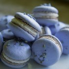 French macarons. (Amelia Clute / Sun Staff Writer)