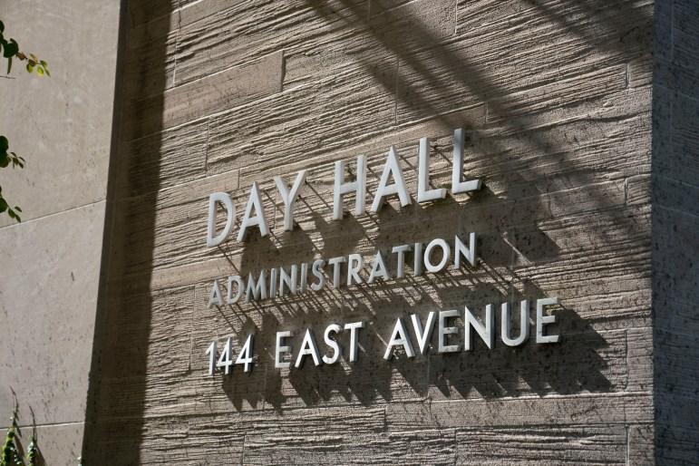 Day Hall 1 (Ben Parker)