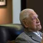 The former president of Taiwan graduated from Cornell in 1968 with a PhD. in agricultural economics.