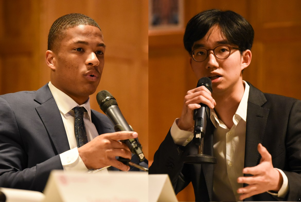 The election between JT Baker '21 and Jaewon Sim '21 for student-elected trustee is just one of several examples of controversial student elections at Cornell in the past few years.
