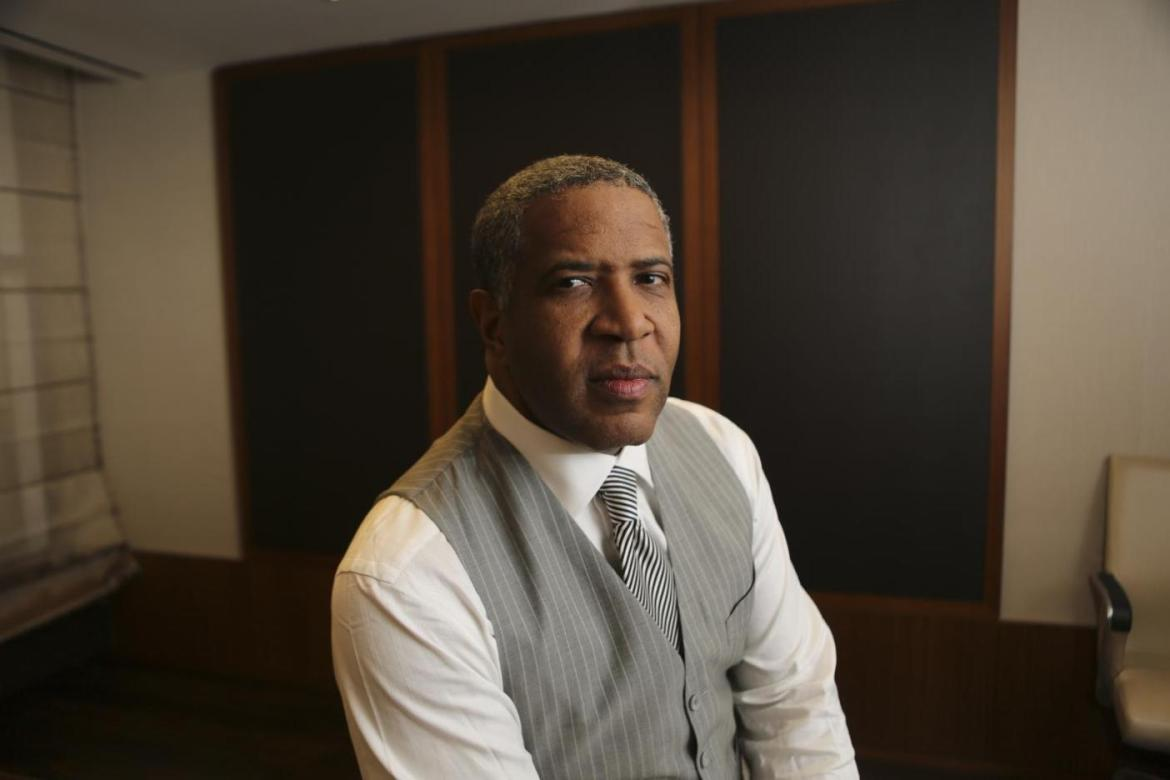 Robert F. Smith '85 formally admitted wrongdoing in a scheme to illegally dodge millions of federal taxes.