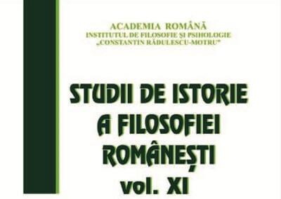 Negația la Mircea Vulcănescu și cunoașterea lucriferică blagiană. Întâlnirea a două orizonturi de interpretare a ethosului românesc