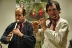 François Donzé et Jean-Sylvain Maître (Photo Roland Melin)