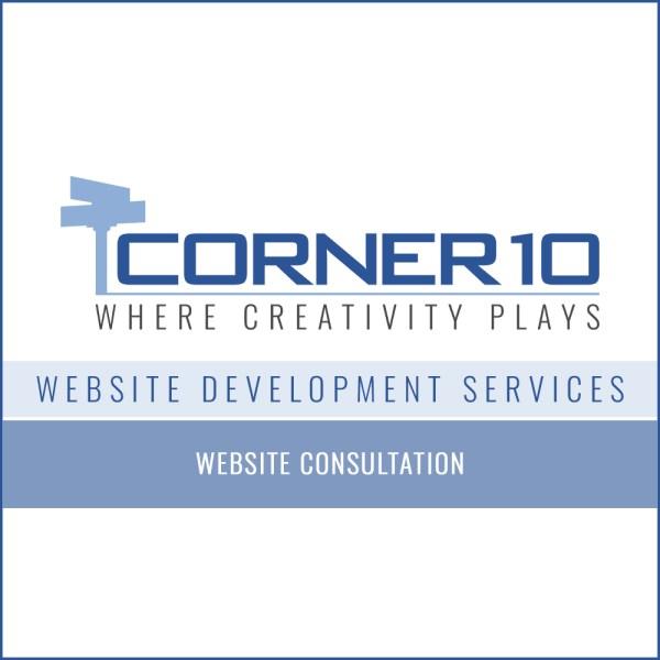 Corner 10 Creative Website Consultation