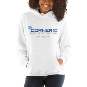 Corner 10 Unisex Hoodie