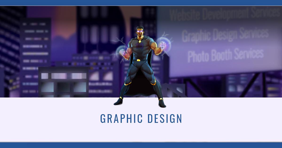 Corner 10 Creative Graphic Design Page