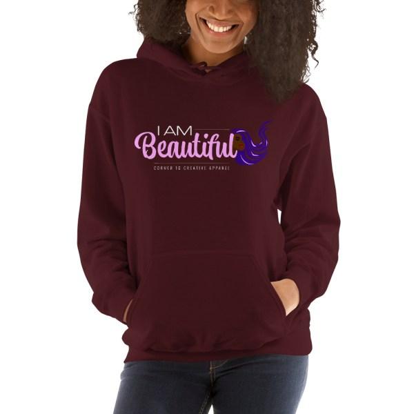 unisex heavy blend hoodie maroon 5fe9a70f3cfae