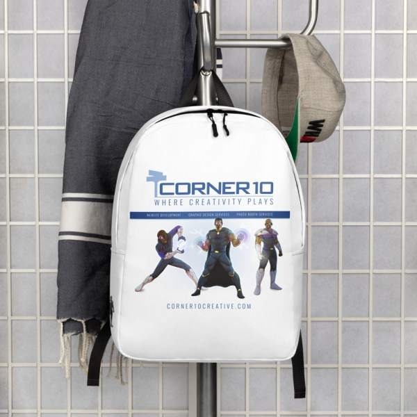 all over print minimalist backpack white 6000b5269515c