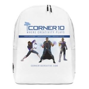 Corner 10 Creative 'Heroes' Backpack