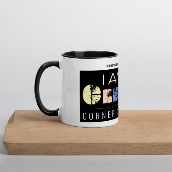 white ceramic mug with color inside black 11oz 60010af231a28