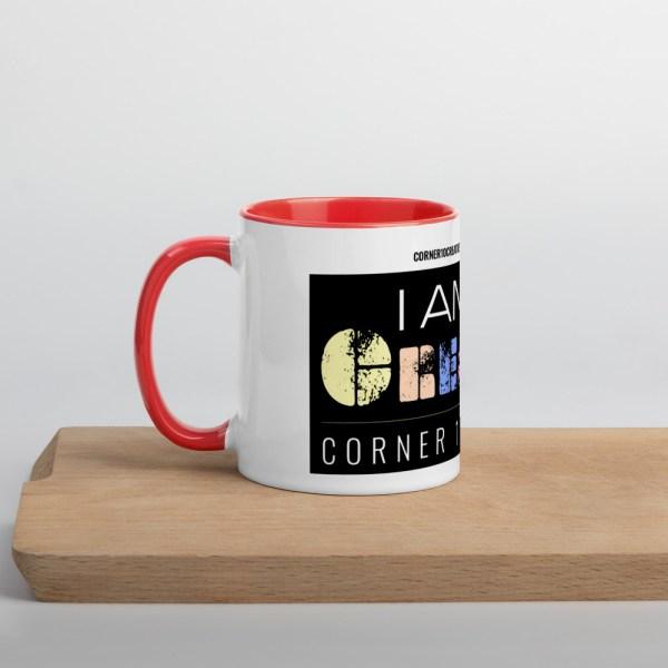white ceramic mug with color inside red 11oz 60010af231b43