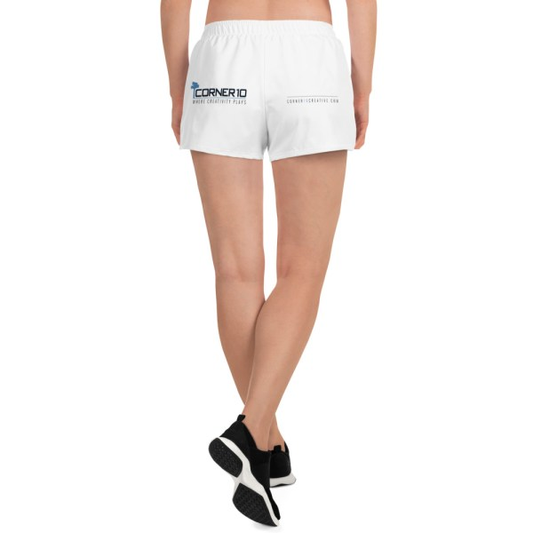 all over print womens athletic short shorts white back 60494d4c77d9f