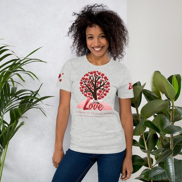 unisex premium t shirt athletic heather front 6045415809188